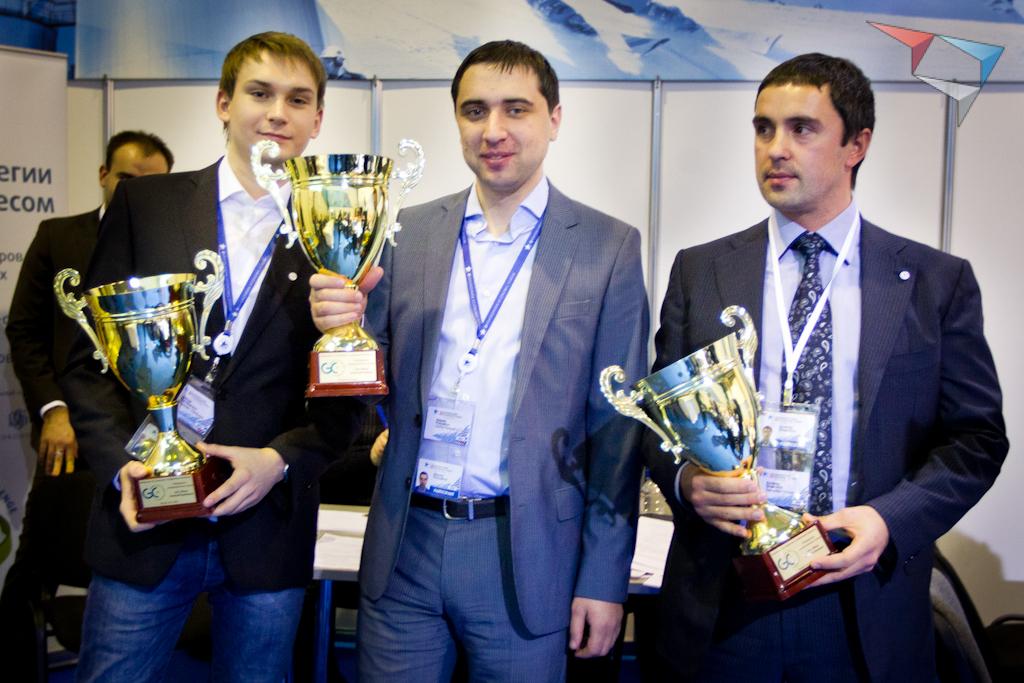 Чемпионы мира GMC-2012