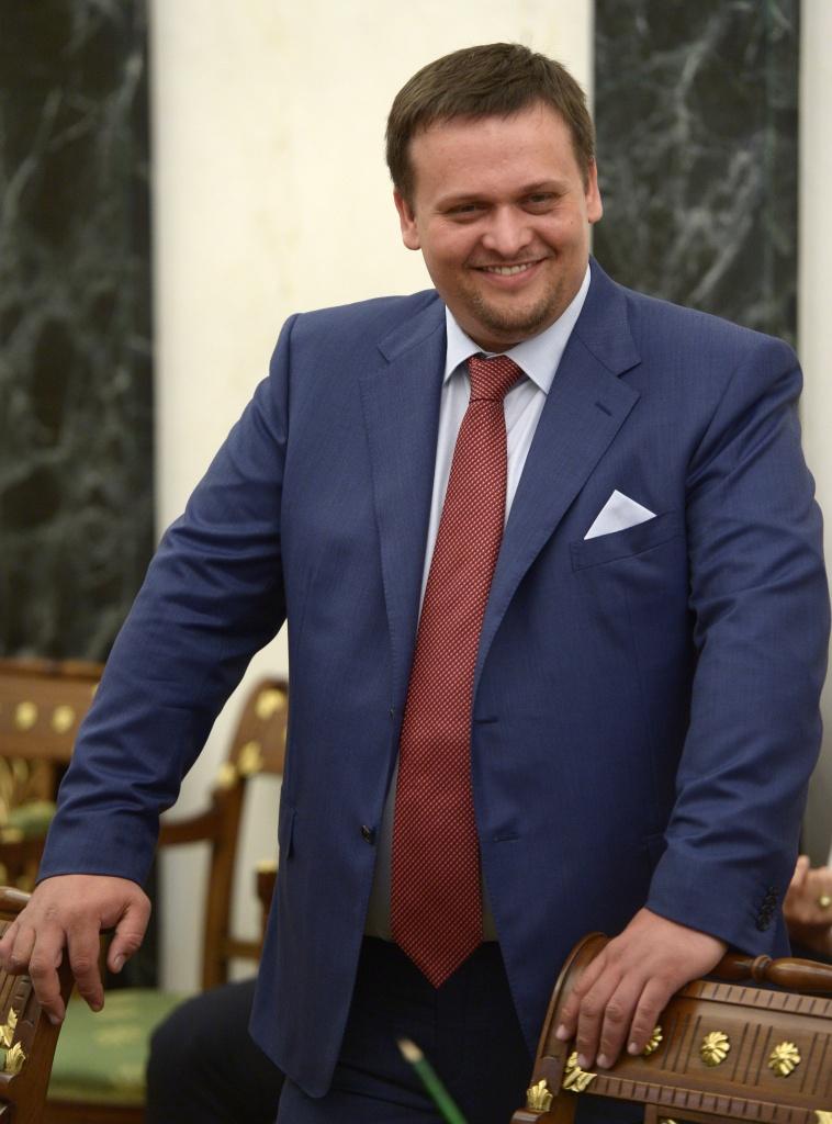 Генеральный директор АСИ Андрей Никитин / Фото: Пресс-служба Президента РФ