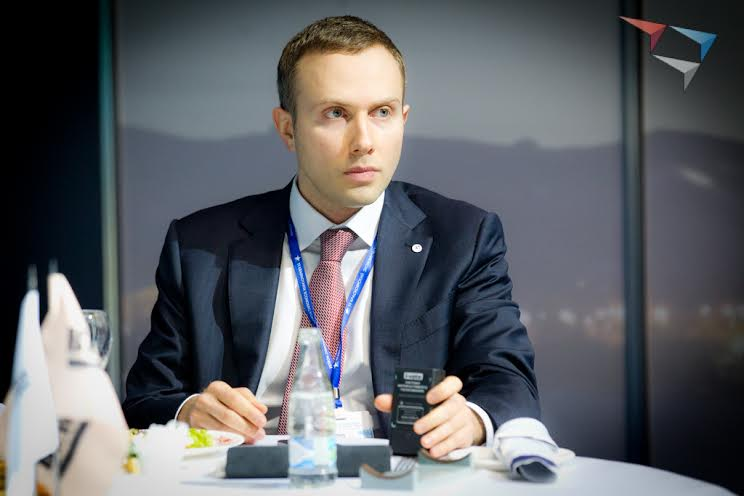 Артём Аветисян на КЭФ-2014