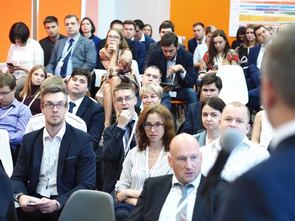 Стратегическая сессия регионов ЦФО «Государство и бизнес - G2B: модели взаимодействия и форматы коммуникаций»