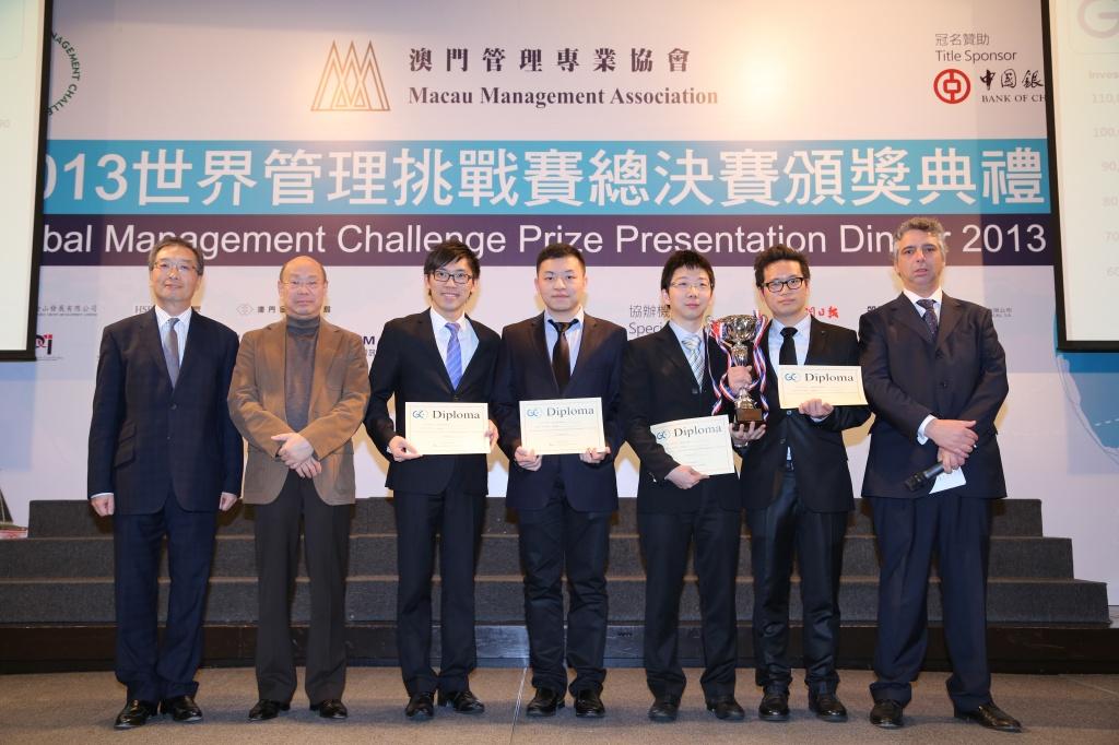 Чемпионы Гонконга по GMC