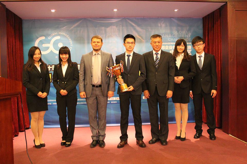 Чемпионы Китая по GMC