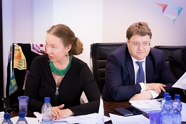 "Meeting of the working group ""Practices of regional development"""