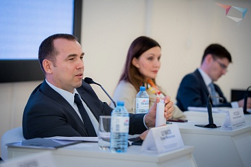 Meeting of the Council to improve the investment climate in the Kurgan region